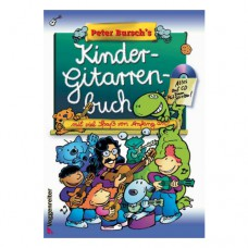 Peter Burschs - Kinder-Gitarrenbuch