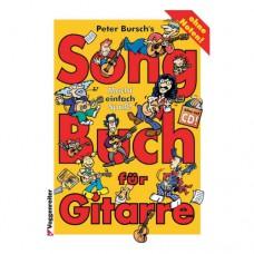 Peter Burschs - Songbuch für Gitarre