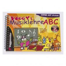 Martina Holtz - Voggys Musiklehre ABC