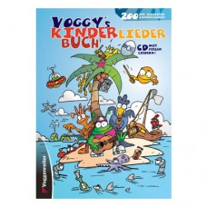Martina Holtz - Voggys Kinderliederbuch
