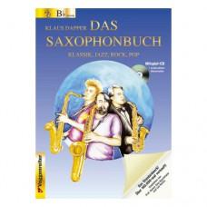 Klaus Dapper - Das Saxophonbuch, in Tonart Bb (B)