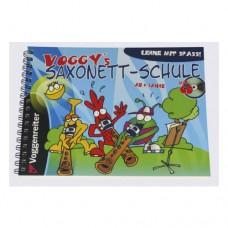 Klaus Dapper - Voggys Saxonett-Schule