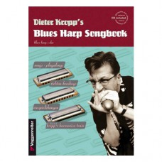 Dieter Kropps - Blues Harp Songbook