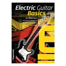 Georg Wolfs Electric Guitar Basics, deutsche Ausgabe, VR559