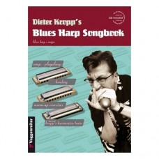 Dieter Kropps  Blues Harp Songbook