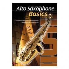 Chris Stieve-Dawe - Alto Saxophone Basics, englische Ausgabe