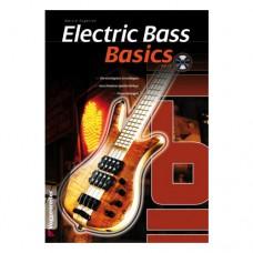 Martin Engelien - Electric Bass Basics, deutsche Ausgabe, inkl. CD, YR644