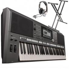 Keyboard Yamaha PSR-S970 im Set