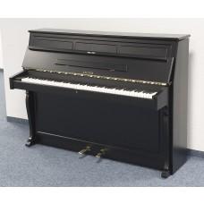gebrauchtes Klavier Marke Sauter, Germany, schwarz, Garantie