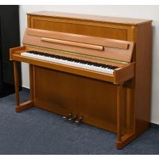 Schimmel Klavier jung gebraucht, Höhe 114 cm, Kirschbaum, Piano