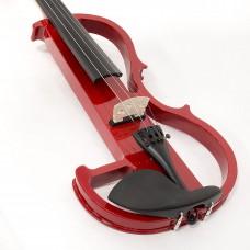 E- Geige, Silent Violine rot, Pianelli