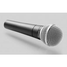 Mikrofon Shure SM58, Gesangsmikrofon, dynamisch, Niere