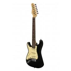 STD SERIE-S 30  E-Gitarre BK 3/4 LH