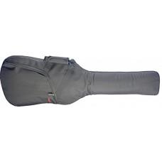 Tasche für E-Gitarre, 10 mm Polsterung, schwarz