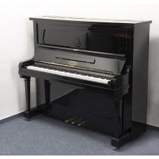 gebrauchtes Piano schwarz