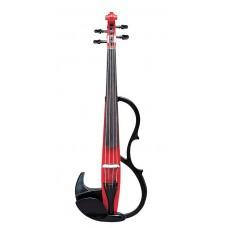 e-Geige Yamaha SV-200 Silent Violin CR rot 4/4