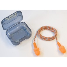 1 Box mit 50 Stück UVEX Gehörschutz, Ohrstöpsel, wiederverwendbar