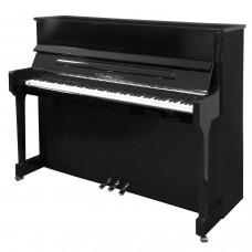 Wilhelm Steinberg Signature Klavier S117 schwarz mit Chrom