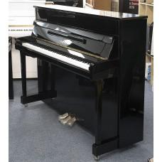 Yamaha B2 SC2 Silent Klavier gebraucht schwarz