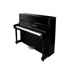 Yamaha Klavier B3 schwarz / silber / chrom