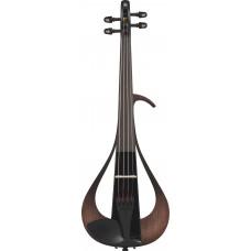 e-Geige Yamaha YEV-104 TBL Silent Violine schwarz 4/4