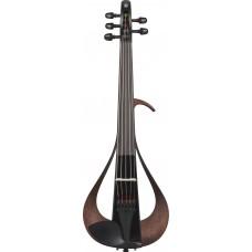 e-Geige Yamaha YEV-105 TBL Silent Violine schwarz 4/4, 5 Saiter