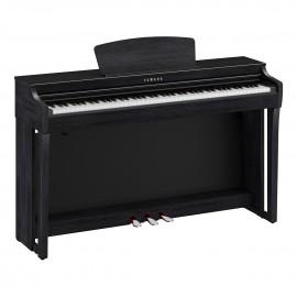 Yamaha CLP 725 schwarz matt, E-Piano