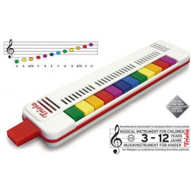 Triola 12 Seydel im Set mit Notenheft Band1