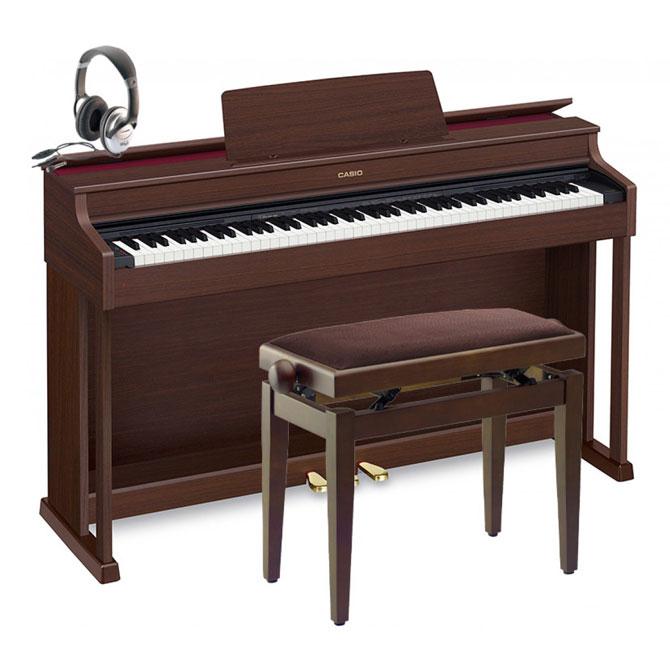E-Pianos von Casio bei Pianelli