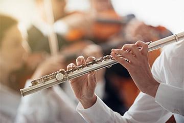 Welche Blasinstrumente gelten als besonders schwer erlernbar?