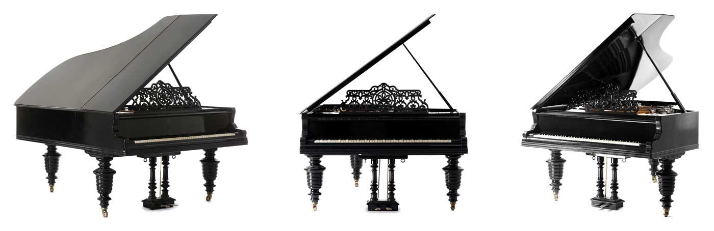 Konzertflügel – die Elite der Tasteninstrumente