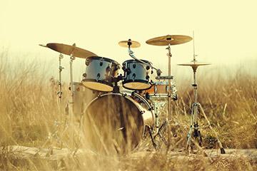 Wo kann ein Schlagzeuger am besten üben?