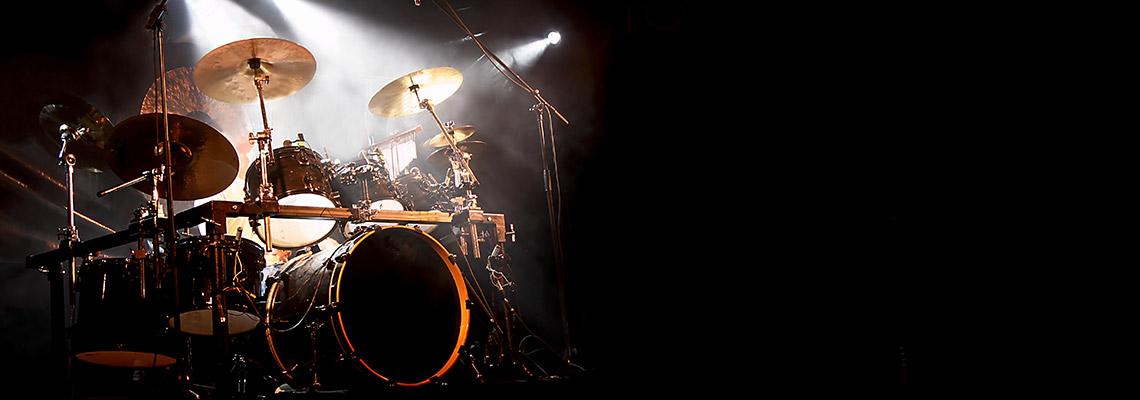 Schlagzeug: vielseitig, rhythmisch und absolut im Trend