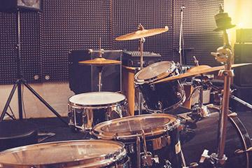 Woraus besteht ein Schlagzeug?