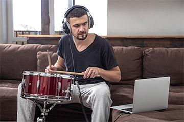 Welches Schlagzeug eignet sich für Anfänger?
