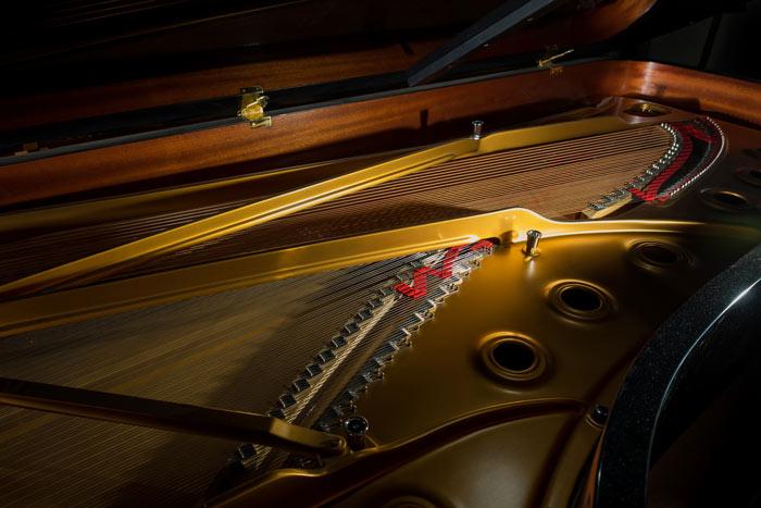 Was ist ein Konzertflügel und wie funktioniert er?